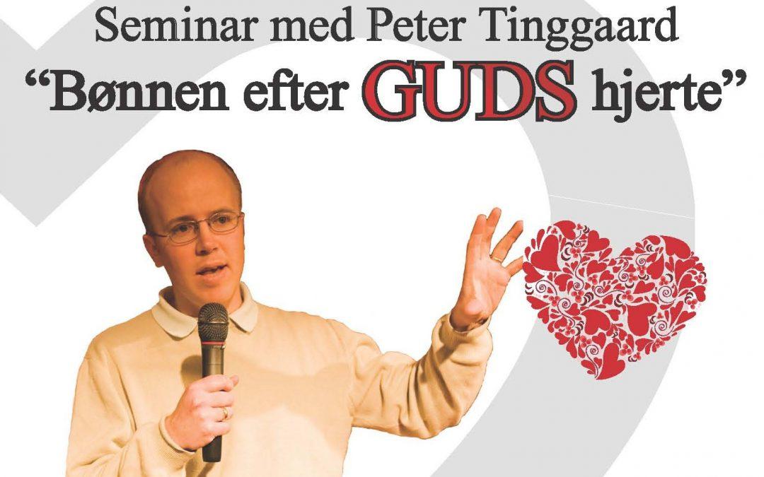 Seminar med Peter Tinggaard